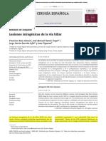 Lesiones Iatrogenicas de La via Biliar 2