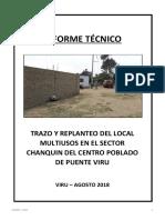 informe ternico