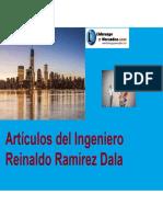 Articulos en Liderazgo y Mercadeo de Reinaldo Ramirez Dala