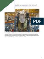 19-09-2018 Lidera La Industria Aeroespacial a Nivel Nacional - Tribuna