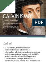 Calvin is Mo