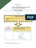Cómo Elaborar La Definición CONCEPTUAL de Una Variable