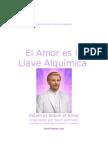 Saint Germain-El Amor es la Llave Alquimica