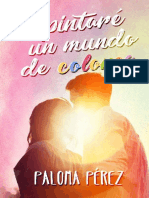 Te Pintare Un Mundo de Colores - Paloma Perez