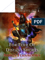 Adrian Tchaikovsky - Tales of the Apt 03 - For Love of Distant Shores # SSC