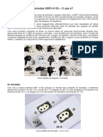 Padrão de Plugues e Tomadas NBR14136