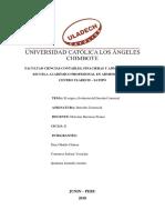 Derecho Comercial Monografia 2018