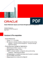 _Insert Picture Here_ Oracle WebCenter Spaces and Oracle BI Applications Configuration
