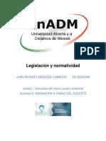 Legislación y Normatividad 50 Preguntas