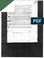 1969. Carta Abierta. a Los Estudiantes de Ingreso