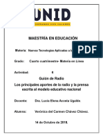 """""""Radio Educación"""""""