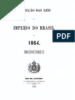 Colleccao Leis 1864 Parte2