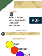 RENK ÇEMBERİ