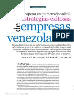 Organizaciones en Venezuela