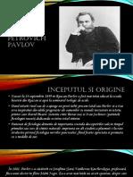 Ivan Petrovich Pavlov-proiect Bio (1)