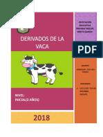 Derivados de La Vaca