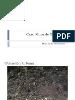 03-1 Caso Muro La Sebastiana