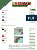 Manual Pistola Astra 4000