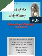 Opening Liturgy