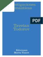 Todorov, Tzvetan - Investigaciones Semánticas