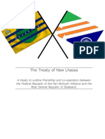 Treaty of New Lhassa