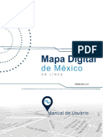 mapa digital de mexico