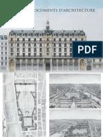 Dessins & Documents d'Architecture