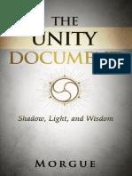 Il Documento Dell'Unione - Ombra, Luce, Saggezza