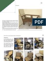 Chair Back Rest Problem