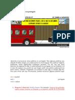 Palabras Malsonantes en Portugués