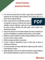 ALMACENAMIENTO AGENTES QUIMICOS