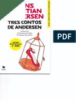 Hans Christian Andersen - 3 Contos de Andersen