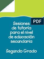sesiones tutoria 2º