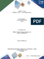 Paso 1 Terminologia Linux WilliamRodriguez