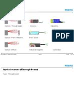 FESTO - Sensors - Presentación de Imagenes de Sensores