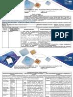 Guía de Actividades y Rúbrica de Evaluación Experimentación Grupal (1)