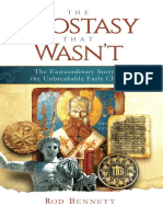 The Apostasy That Wasn t