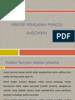 Prinsip Penilaian Fungsi Endokrin1