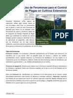 39. El Uso de Feromonas en el Control de Plagas de Cultivos Extensivos.pdf