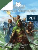 Mgp1316 - Heroes of Magnamund