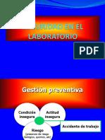 SEguridad Laboratorio