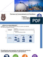 PERMISOS DE COMERCIALIZACIÓN