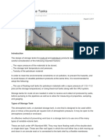 Arab Oil Naturalgas.com Crude Oil Storage Tanks