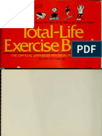 Total-life Exercise Book the Official Japanese Physical Fitness