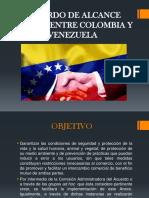 Acuerdo de Alcance Parcial Entre Colombia y Venezuela