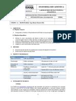 Lab2. Diodo-curva Caracteristica y Circuitos