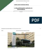 Agresión a Dos Profesionales Sanitarias en Torrecárdenas _ La Voz de Almería - Etnia Gitana