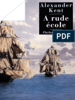 1 a Rude Ecole - Alexander Kent