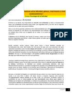 Lectura - Variables Sociales II M9