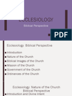 Eccles i Ology Biblical